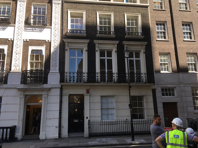 Period Offices To Let close to the Savoy.  UNDER OFFER