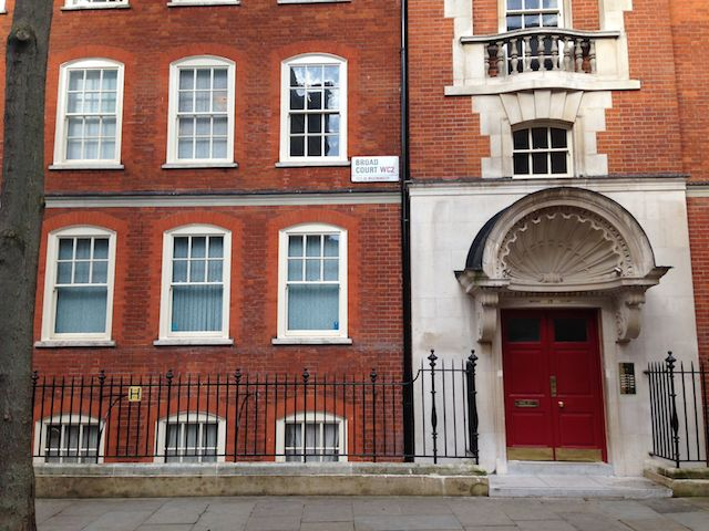 Small Self Contained Office in Broad Court, Covent Garden