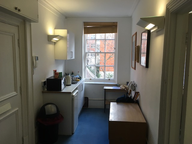 526 sq. ft. Self Contained Covent Garden Office