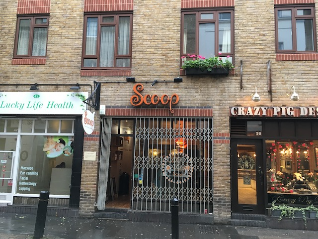 Covent Garden Shop To Let